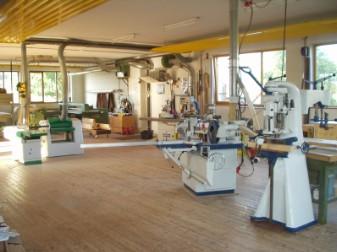 Tischlerei maschinenraum  Eben Innenausbau
